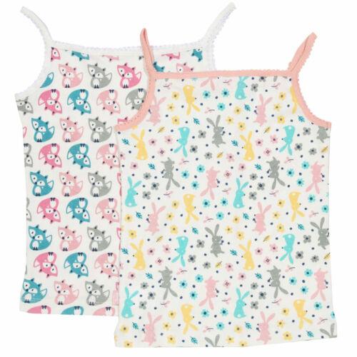 Fenntartható kislány trikó 2db 100% organikus pamutból