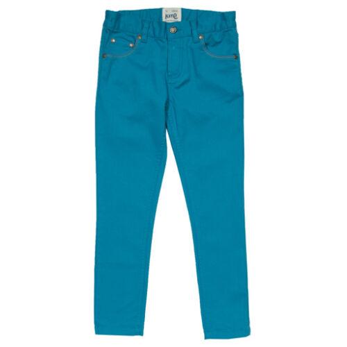 Divatos slim fit kislány farmer nadrág - a legszebb kék színben