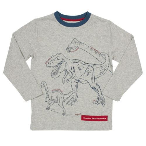 Kényelmes biomaput kisfiú póló - dinoszaurusszal