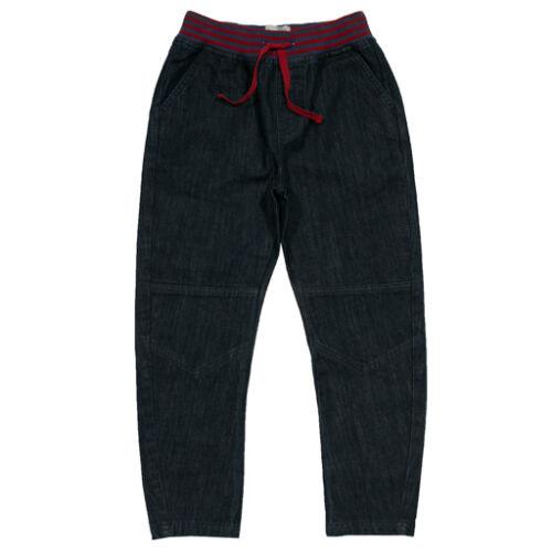 Kisfiú farmer nadrág kényelmes elasztikus derék résszel