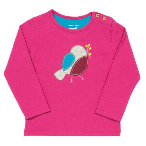 Kismadaras biopamut kislány póló