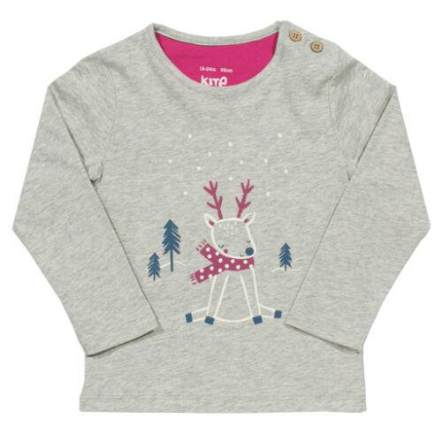 Rénszarvasos gyerek póló - a legpuhább biopamutból