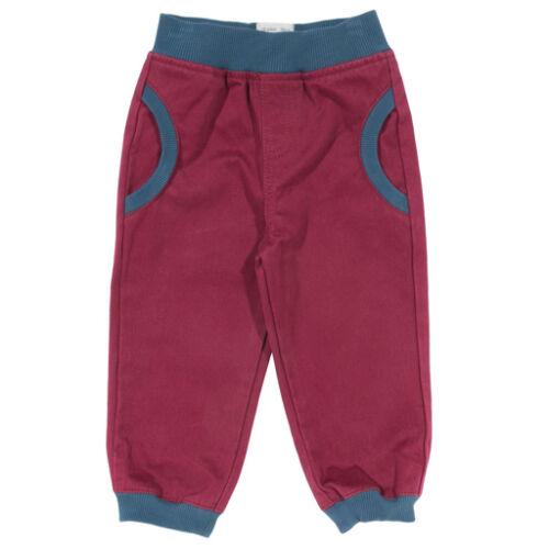 Zsebes gyerek nadrág - a legpuhább organikus pamutból