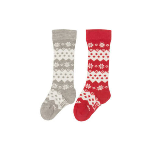 Karácsonyi baba zokni szett 2 pár