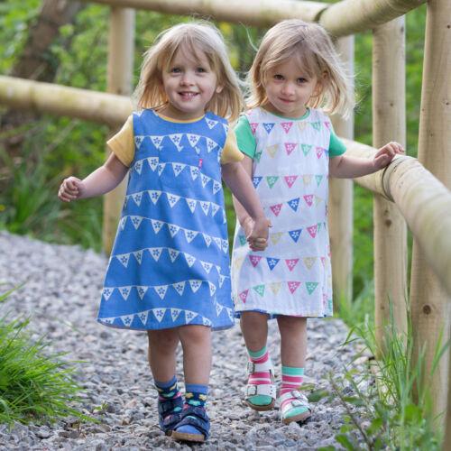 NaturAnyu Babaruha-Gyerekruha Praktikus kifordítható kislány ruha