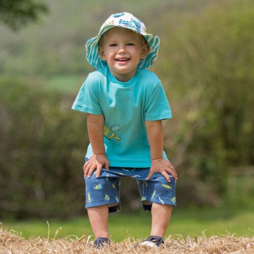NaturAnyu Babaruha-Gyerekruha Puha biopamut gyerek póló kedves polip mintával