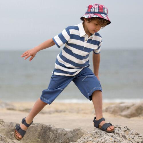 NaturAnyu Babaruha-Gyerekruha Union Jack galléros fiú póló