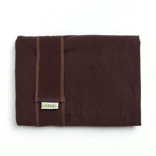 Liliputi® Wrap Rugalmas hordozókendő Brown Hazel