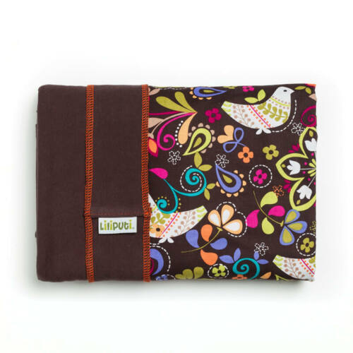 Liliputi® Wrap Rugalmas hordozókendő Folk-tale