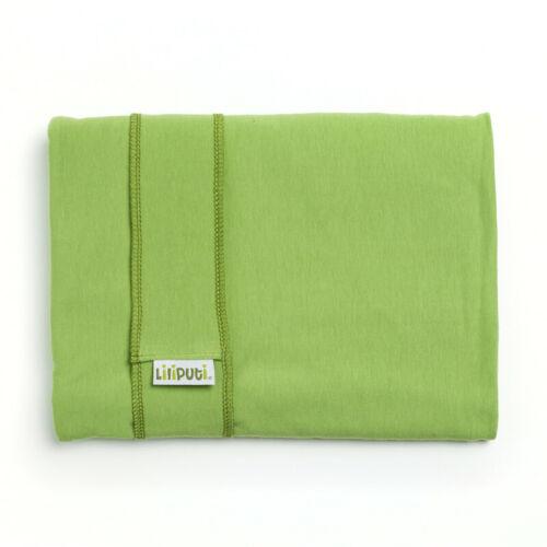 Liliputi® Wrap Rugalmas hordozókendő Green Forest