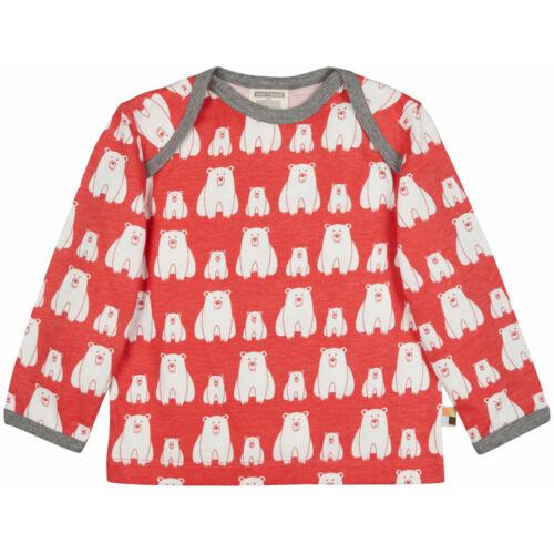 Designer mintás hosszú ujjú gyerek póló