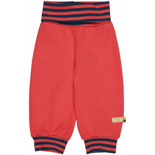 Magasított derekú, biopamut gyerek nadrág
