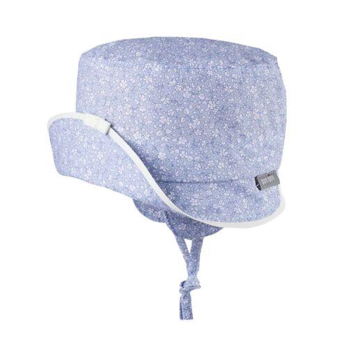 Csodaszép kislány baba kalap, UV-álló, GOTS minősített