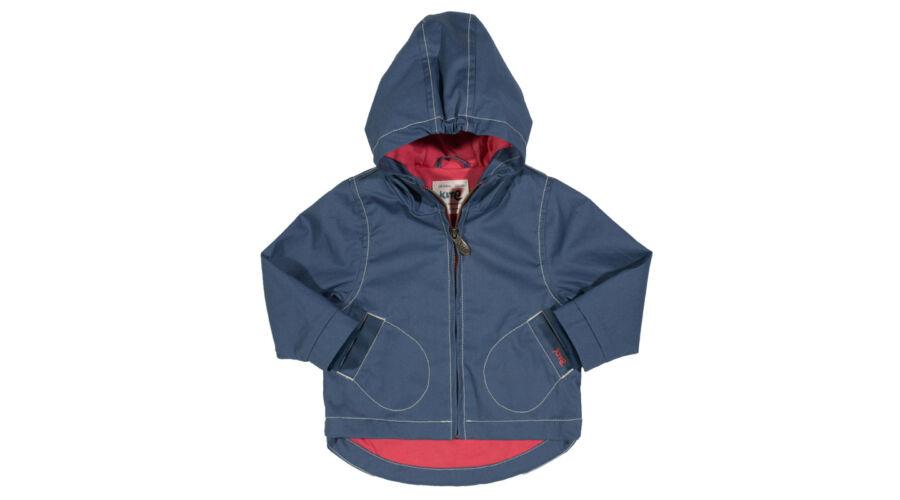 90b3e90b7b31 Könnyű vékony vízálló gyerek kabát kapucnival